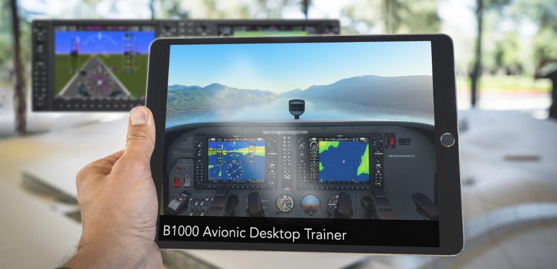 Users Guide – B1000 Avionic Desktop Trainer